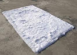 ultra plush super soft area rug white designer modern plush area rugs 8x10