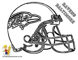 Small Picture 03BaltimoreRavensfootballcoloringatcoloring pages book for