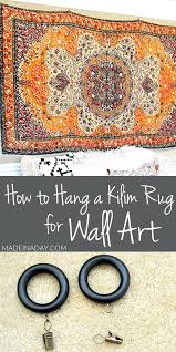 how to hang a rug on the wall tpestrysp esy wy navajo cowhide velcro