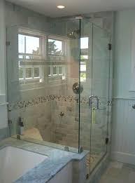 shower tub enclosure portfolio glasirror bathtub doors home depot