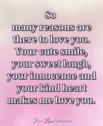 I Love You Because Quotes Amazing I Love You Quotes PureLoveQuotes