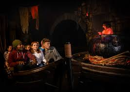 Alton Towers <b>Dungeon</b> Attraction   Alton Towers Resort