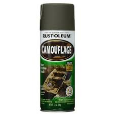 Duracoat Aerosol Color Chart Rust Oleum 269038 Camouflage Spray Pack Review Toolnerds Com