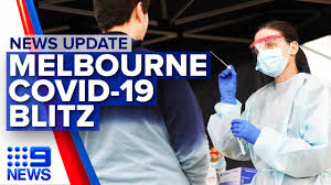 • if symptoms occur, immediately get tested and stay at home. Coronavirus World First Covid 19 Test Launched In Victoria Amid Outbreak 9 News Australia Youtube