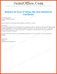 Brilliant Ideas Of How To Write Work Experience Letter Application