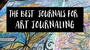Personal Journals For Sale The Best Journals For Art Journaling 5 Fail Proof Favorites