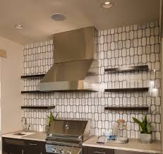 stainless steel wall shelves for kitchen stylish floating your home danver pertaining to 8
