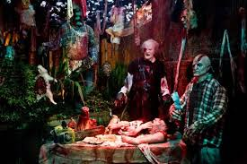 haunted house ideas | Not Your Same Old Haunt - VFS Blog | cocktails |  Pinterest | Haunted houses, Halloween ideas and Haunted trail ideas