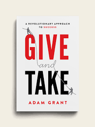 adam grant give and take book cover the heads of state