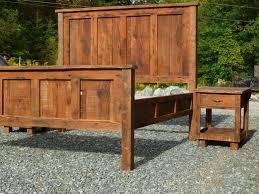 Barn Wood Furniture Craftsman Bedroom Vancouver Barn Wood Bedroom Furniture