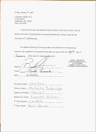 Samples Of Notary Letters How To Write A Notarized Letter Format Tirevi Fontanacountryinn Com