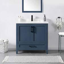 Ove Decors Lourdes 36 Bath Vanity