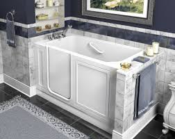 walk in tub manufacturers aging in place facts to consider about walk tubs medford