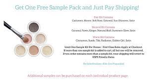 sles arrive in a clear acrylic jar with no sifter and a 1 4 teaspoon of mineral powder more than enough for multiple testing applications to your face