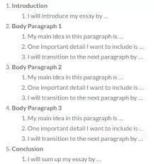 What Are Some Tips For Writing An Essay Outline Quora