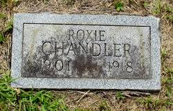 Roxie Chandler (1901-1918) - Find A Grave Memorial