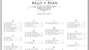 round table wedding seating chart template free floor plan lace