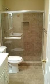 another bath remodel took out the bathtub and installed a stand up shower bathroom ideas home