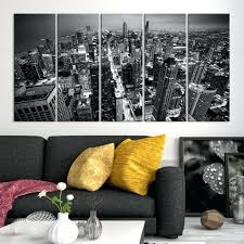 chicago skyline canvas large wall art canvas print skyline at night from the john building black and white extra large wall art chicago skyline art amazon on amazon extra large wall art with chicago skyline canvas large wall art canvas print skyline at night