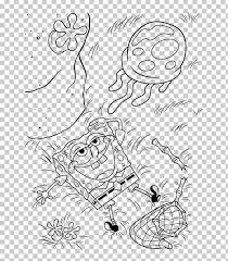 Jellyfish Kleurplaat Coloring Book Cartoon Line Art Png Clipart