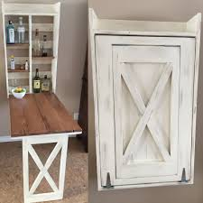 wall mounted changing table for home amazing drop down murphy bar diy projects
