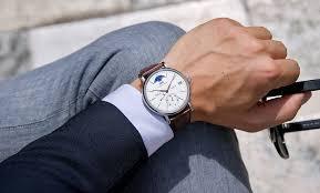How To Wear A <b>Watch</b> - Modern <b>Men's</b> Guide