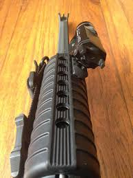 Rail Mounted Light For Ar 15 Mount A Light To Your Ar 15 In Four Steps For Just 5 65