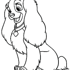 Dog Coloring Pages For Preschoolers Coloring Pages For Kids Spring