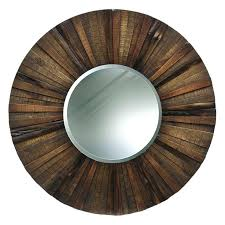 rustic round mirror round wooden rustic wall mirror diam in rustic wall mirror set rustic round mirror