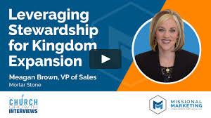 015 - Church Growth Interviews Podcast - Megan Brown on Vimeo