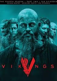 Vikingos Temporada 4 Audio Latino