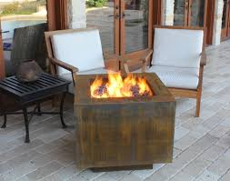 furniture beautiful propane fire pit table for pleasure saveenlarge round gas