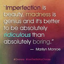 Quotes About Imperfection Amazing Imperfection The Daily Quotes 48 QuotesNew