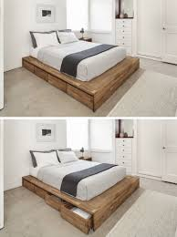 king platform bed with storage drawers. Full Size Of Bed Frames:king Platform Frame With Storage Images Also Beautiful Set King Drawers R
