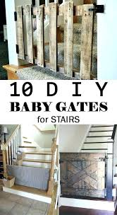 baby gate for stairs with spindles baby gates for stairs best with banisters