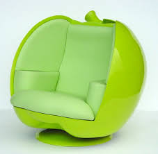 cool chairs. Unique Cool Green Apple Pod Chair In Cool Chairs