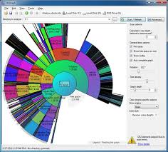 Hdgraph Free Software To Analysis View And Free Up Disk