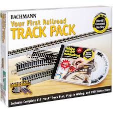 ho e z track wiring vidoes wiring library bachmann trains nickel silver world s greatest hobby first railroad track pack ho scale walmart