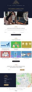 Boca Web Design Web Design For Victorem Consulting By Pb Design 22454868