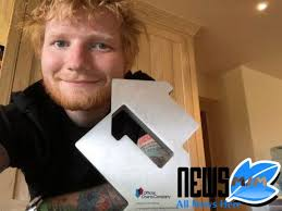 Ed Sheerans Take Me Again To London Climbs To Official
