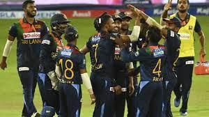 Sri Lanka vs India T20I series ...