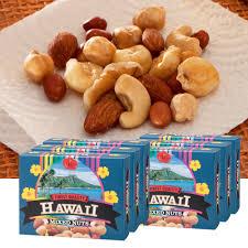 hawaii souvenirs hawaii mixed nuts 6 box set hawaii hawaiian gift hawaii and gifts 10p07nov15