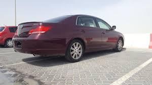 Toyota Avalon V6 2007 GCC Spec Price 25000 – Kargal - UAE