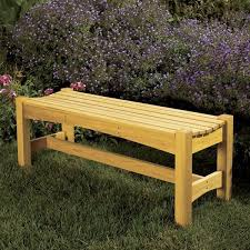 garden bench diy plans. view a larger image of woodworking project paper plan to build garden bench diy plans