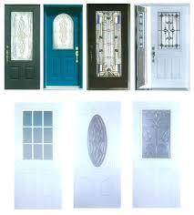front door window inserts doors with glass insert happygiftideascom front door window inserts