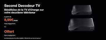 1 le décodeur tv by sfr 2 télécommande + 2 piles alkaline aaa 1,5v 3 adaptateur secteur (cordon d'alimentation) 4 câble hdmi 5 câble ethernet. Option Multi Tv Comparatif Des Services Sfr Et Orange