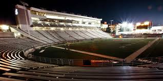The Hallowed Martin Stadium Is Named After A Husky The