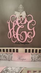 peachy design monogrammed wall decor home wallpaper large monogram hanging tulum smsender co wood letters decorations