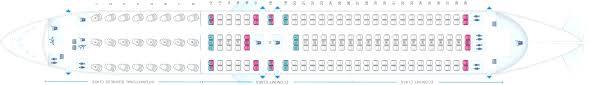 30 Delta 767 300 Seat Map Sk4f Arch Alimf Us