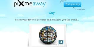 Recommendation Engine Pixmeaway Creates Image Based Travel Search And